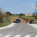 Začenja se gradnja ceste skozi načrtovano sosesko Dobrava proti OŠ Šmarje pri Jelšah