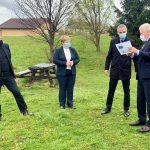 Minister Cigler Kralj v Rogatcu podpisal namero za izgradnjo doma za starejše (foto)