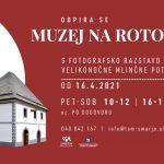 Odpira se muzej na Rotovžu