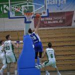 1. SKL: Šentjur v tretji polfinalni tekmi priznal premoč Krki