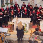 Bistriški zbor praznuje štirideset let (foto, video)