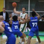 1.SKL: Krka pretrd oreh za Rogaško v prvi polfinalni tekmi