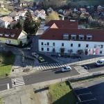 Gradnja krožišča v Šentjurju, ki bo za več mesecev močno vplivala na promet proti Kozjansko-Obsoteljskem (foto)