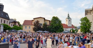 Mi2 v Šmarju pri Jelšah ob občinskem prazniku in 150 let trških pravic (foto, video)