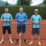 Teniško občinsko prvenstvo Kozje: Mojca in Blaž ponovno prvaka