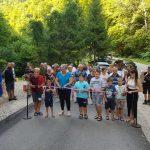 Nova cesta Veternik – Kračica predana namenu