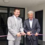 Prvi stanovalci novih blokov v Kostrivnici dobili ključe stanovanj