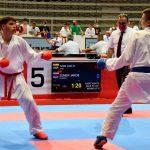 Nastop Jakoba in Timoteja na Karate1 – Svetovni ligi mladih v Poreču