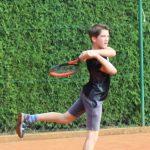 Na drugem turnirju mladih tenisačev zmagovalca znova Rene in Florijan