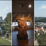 Skrivnostno sporočilo šmarske poti: brezplačna vodena tura po šmarskem muzeju baroka, Kalvariji in cerkvi sv. Roka