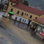 Občani Šentjurja lahko prijavijo škodo nastalo ob julijskih neurjih s poplavami