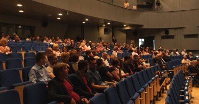 Slovesnost ob prazniku občine Rogaška Slatina: podelili priznanja ter prisluhnili županu in ministru (foto, video)