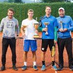 V Kozjem se je odvilo jubilejno Odprto prvenstvo Kozjega v tenisu
