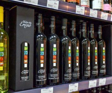 Vina Hiše vin Emino