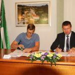 S podpisom pogodbe se bo začela gradnja nadhoda Sonce v Rogaški Slatini