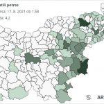 Nočni potres čutili tudi na Kozjanskem in Obsotelju