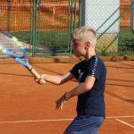 Avgustovski turnirji mladih tenisačev v Kozjem