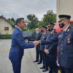 PGD Rogatec 150 let praznoval z ministrom za obrambo (foto)