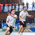V Podčetrtku se je zaključil ekipni del evropskega prvenstva v badmintonu U17