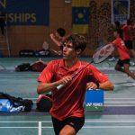 V Podčetrtku se nadaljuje EP v badmintonu U17. Po ekipnem delu sedaj na vrsti dvojice in posamični boji