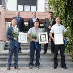 Občina Podčetrtek praznovala z ministroma Koritnikom in Počivalškom (foto, video)