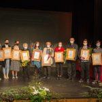 Občina Šentjur na predvečer praznika počastila občinske nagrajence (foto, video)