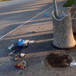 TŠM Šmarje poziva h koncu vandalizma v Šmarju (foto)