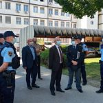 Notranji minister Hojs Šentjurju obljubil novo policijsko postajo