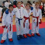 Karateisti Kozjanskega in Obsotelja na 3. pokalni tekmi Slovenije osvojili 6 medalj