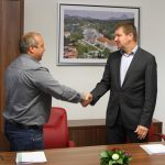 Sklenjen dogovor za rekonstrukcijo lokalne ceste Tuncovec – Sv. Florijan