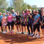 V Kozjem se je odvil že 14. turnir družinskih mešanic v tenisu