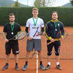 Ob približevanju konca sedme sezone v Kozjem organizirali dva zaključna turnirja tenisa